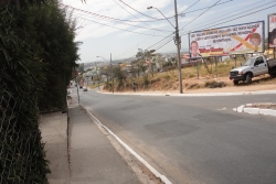 Outdoor, Mídia Exterior: Av. Bernardo Monteiro, em frente à Prefeitura de Contagem
