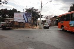 Outdoor, Mídia Exterior: Av. Principal(Renato Azeredo), entrada São Caetano e Petrolândia, sent. Betim