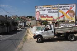 Outdoor, Mídia Exterior: Av. Princesa Izabel, próx. Sub-Prefeitura da Ressaca, sent. Abílio Machado