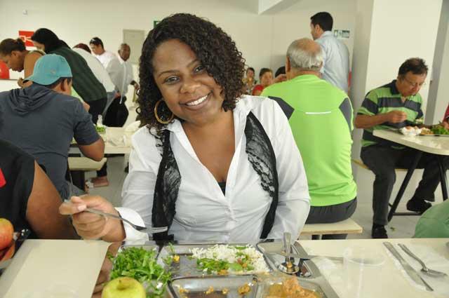 dsc 0539 Prefeitura de Contagem inaugura primeiro Restaurante Popular da cidade   Outdoor em BH, Contagem, Betim   Contagem Outdoor