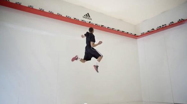 Adidas O salto da vitória   Outdoor em BH, Contagem, Betim   Contagem Outdoor